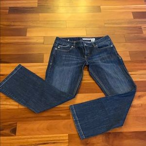 DKNY jeans flare Size 30 short